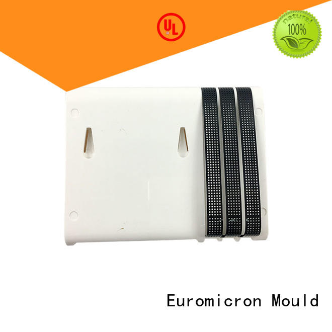 Custom andon connector electronic parts Euromicron Mould corporation