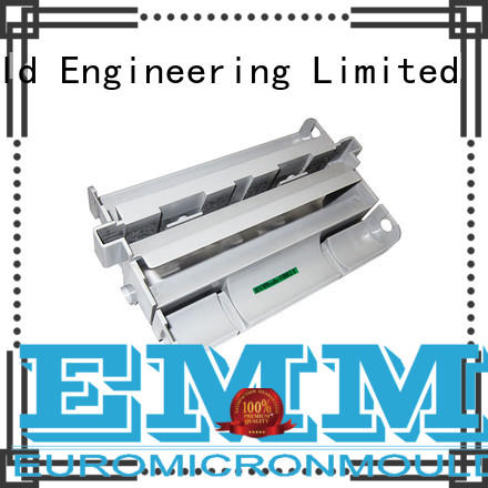 Euromicron Mould strong packing plastic molding company awarded supplier for home