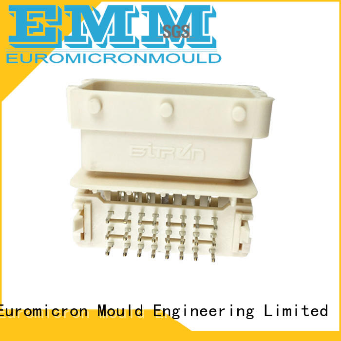 Euromicron Mould electronic custom plastic box manufacturer for electronic components
