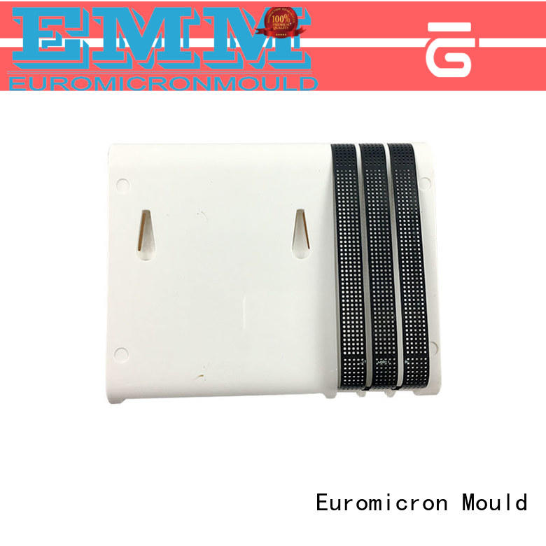 Euromicron Mould high efficiency plastic housing for electronics corporation