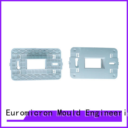 Euromicron Mould by custom plastic box supplier for electronic components