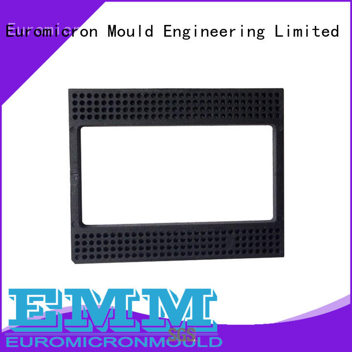 Euromicron Mould high efficiency communication processor customized for electronic components