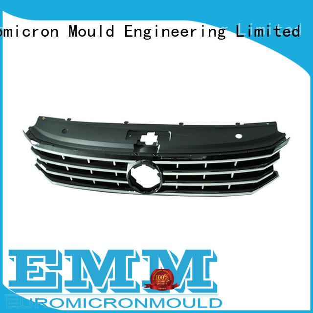Euromicron Mould made auto molding renovation solutions for merchant