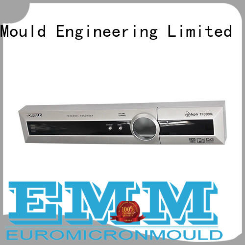 Euromicron Mould high productivity plastic prototype manufacturer for electronic components