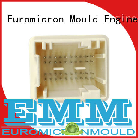 Euromicron Mould quick delivery electronic housing supplier for electronic components