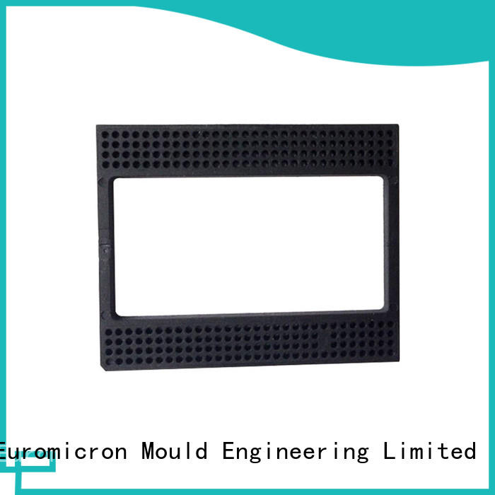 Euromicron Mould by plastic prototype supplier for electronic components