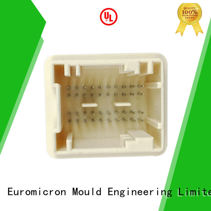 Euromicron Mould electronic custom plastic cases for electronics wholesale for electronic components