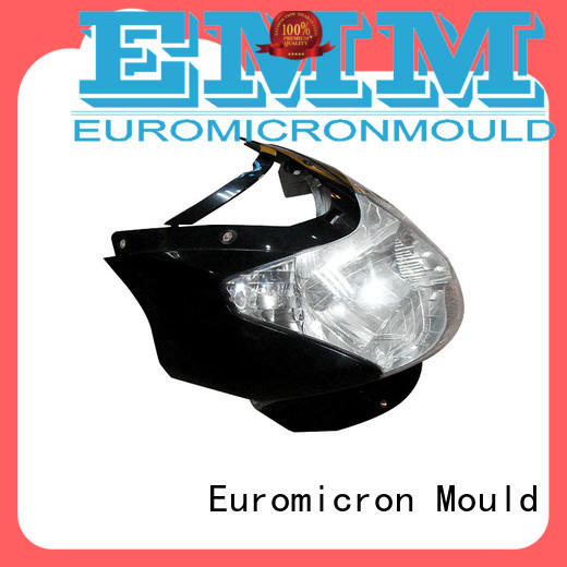 OEM ODM automotive injection molding companies one-stop service supplier for trader Euromicron Mould