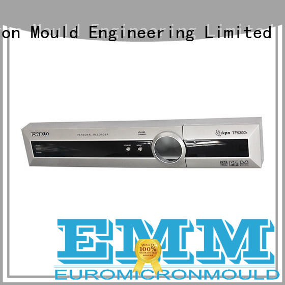 Euromicron Mould high productivity plastic enclosure customized for electronic components