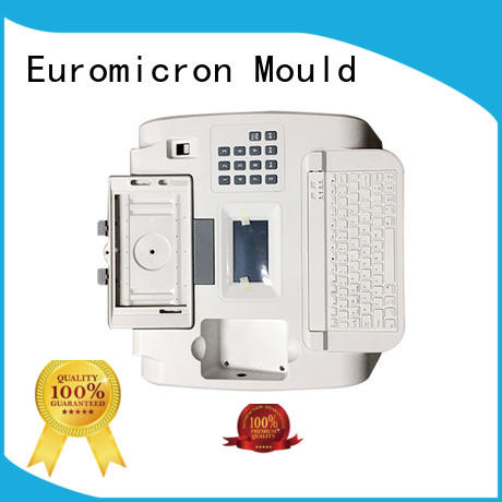 shell medical parts ge for medical device Euromicron Mould