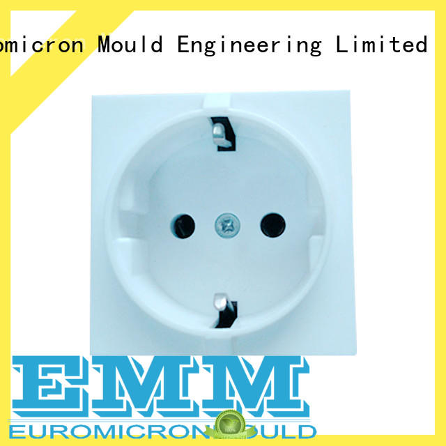 Euromicron Mould high efficiency electrical molding supplier for andon electronics