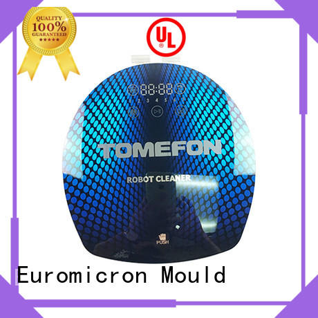 injection plastic OEM molding design Euromicron Mould