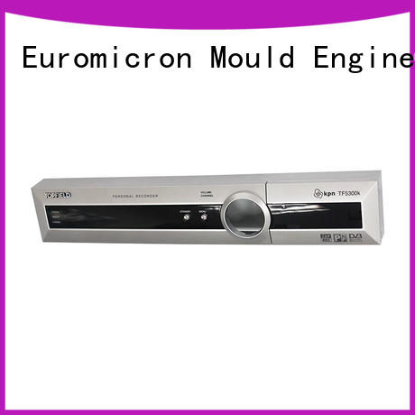 Euromicron Mould high productivity plastic prototype supplier for electronic components