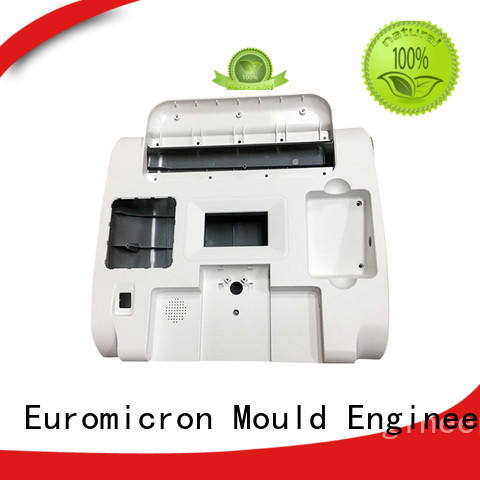 Hot medical spare parts shell Euromicron Mould Brand