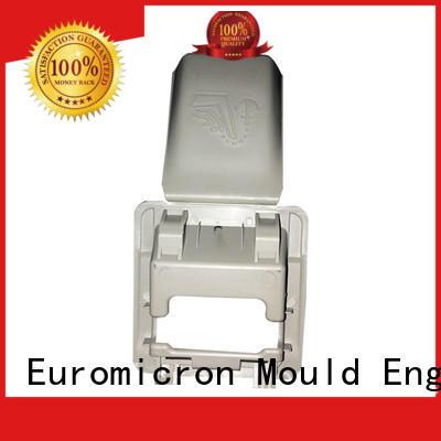 Euromicron Mould Brand belt buckle loudspeaker car moulding manufacture