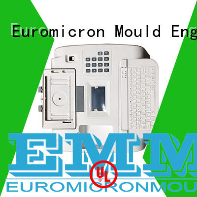 Euromicron Mould immune medical plastic molding from China for hospital