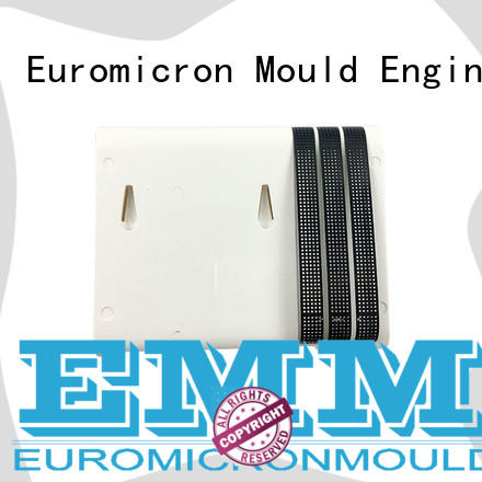 Euromicron Mould by electrical molding customized for andon electronics