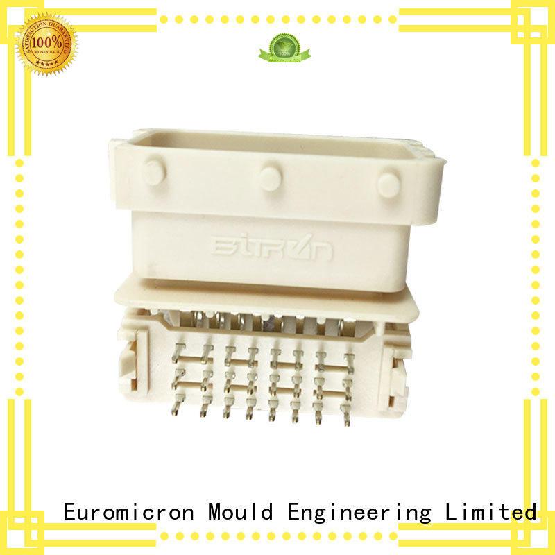 electrommunication electronics precision molded plastics Euromicron Mould manufacture