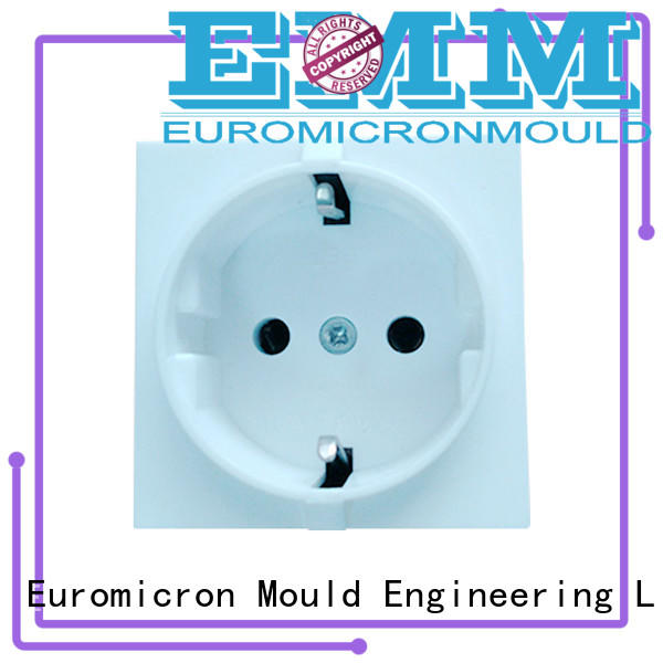 Euromicron Mould andon electrical molding wholesale for electronic components