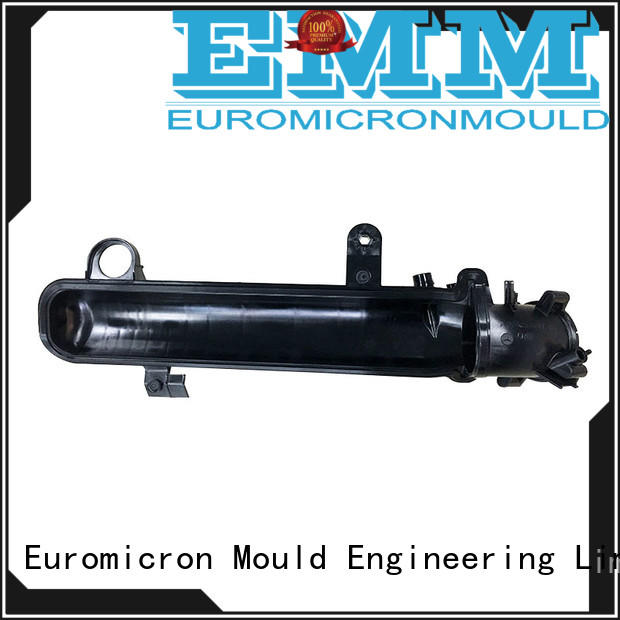 Euromicron Mould OEM ODM auto molding one-stop service supplier for trader
