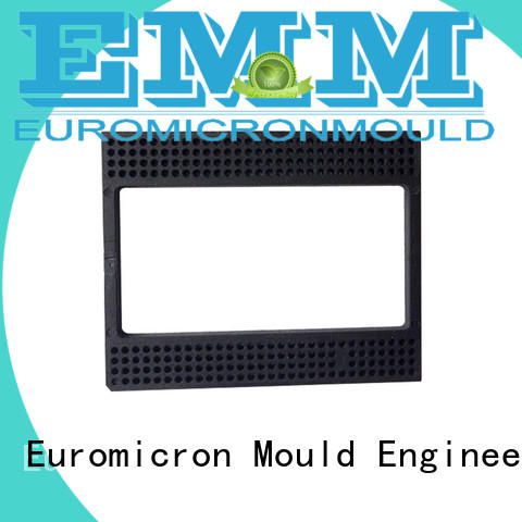 Euromicron Mould injection plastic prototype manufacturer for electronic components