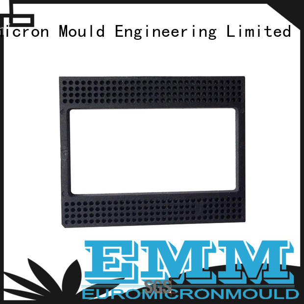 Euromicron Mould electronics electrical molding manufacturer for electronic components