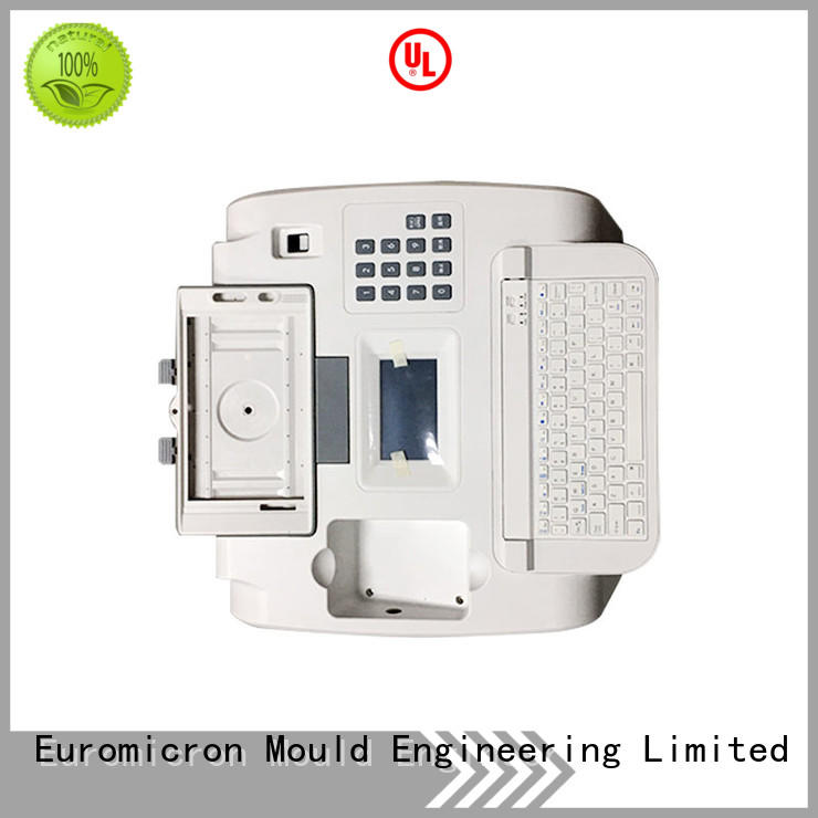 analyzer immunoassay semiautomatic china plastic injection molding Euromicron Mould Brand