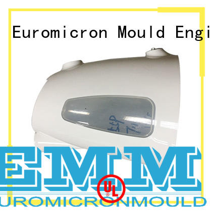Euromicron Mould injection custom plastic molding awarded supplier for home