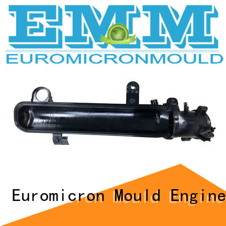 injection resin buckle car moulding Euromicron Mould Brand company