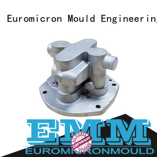 Euromicron Mould jaguar casting car parts innovative product for auto industry