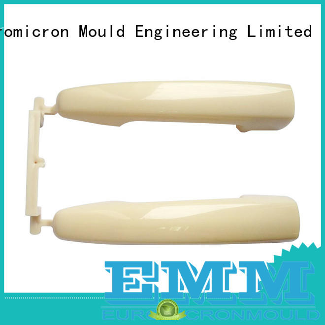 Euromicron Mould OEM ODM injection molded plastic parts nissan for merchant