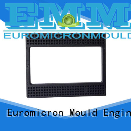 Euromicron Mould high efficiency plastic enclosure box customized for electronic components
