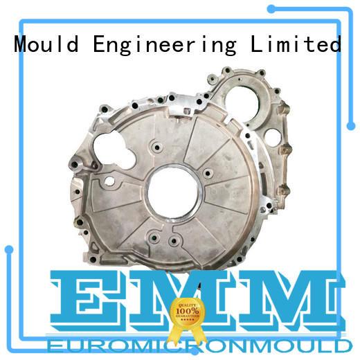 automobile aluminum car parts manufacturers parts for auto industry Euromicron Mould