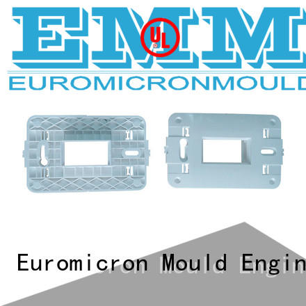 Euromicron Mould injection plastic enclosure box manufacturer for electronic components