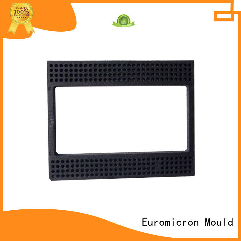 Quality Euromicron Mould Brand precision molded plastics by
