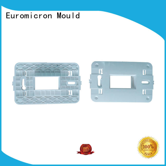 precision by molding electronic parts Euromicron Mould Brand company