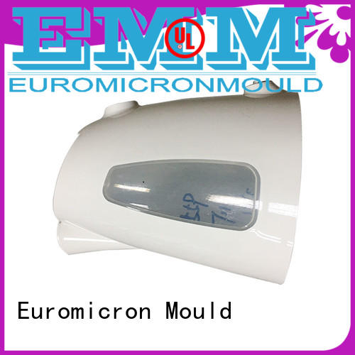 molding design plastic for home application Euromicron Mould
