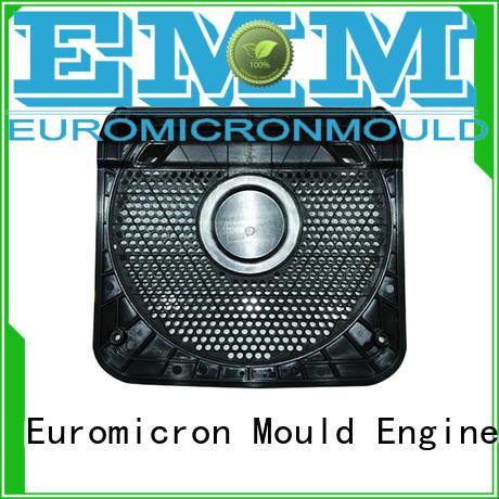 part auto parts company renovation solutions for merchant Euromicron Mould
