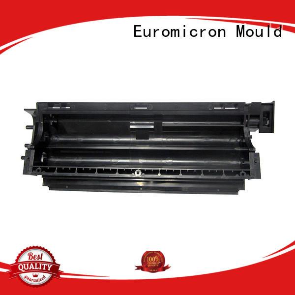 custom molded plastics imd for home application Euromicron Mould