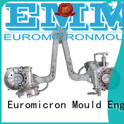 Euromicron Mould professional die casting car innovative product for industry