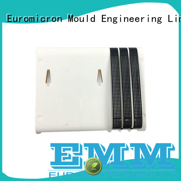 Euromicron Mould siemens plastic prototype customized for electronic components