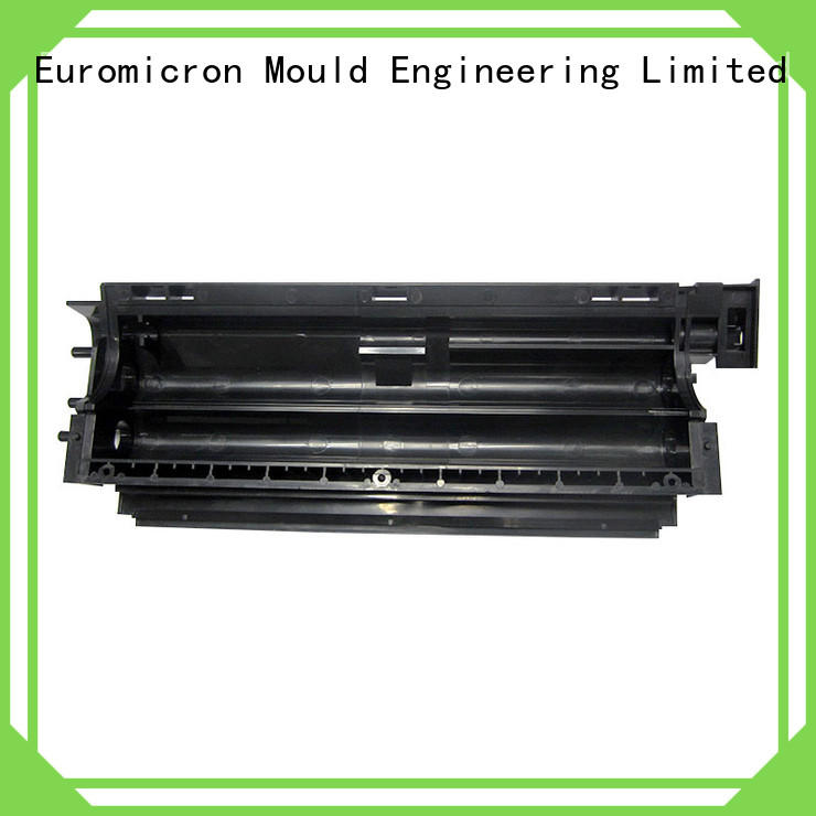 Euromicron Mould electric plastic parts awarded supplier for various occasions