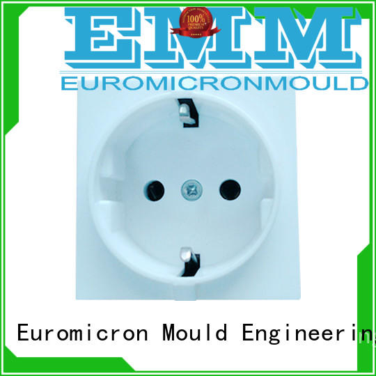 Euromicron Mould andon plastic prototype wholesale for electronic components