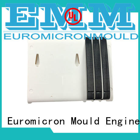 Euromicron Mould by electronic housing customized for andon electronics
