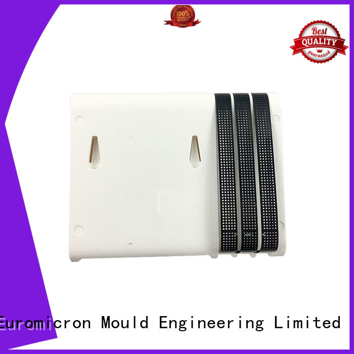 custom plastic enclosures electronics product for electronic components Euromicron Mould