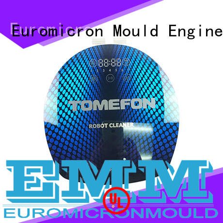 Euromicron Mould injection custom injection molding awarded supplier for home application