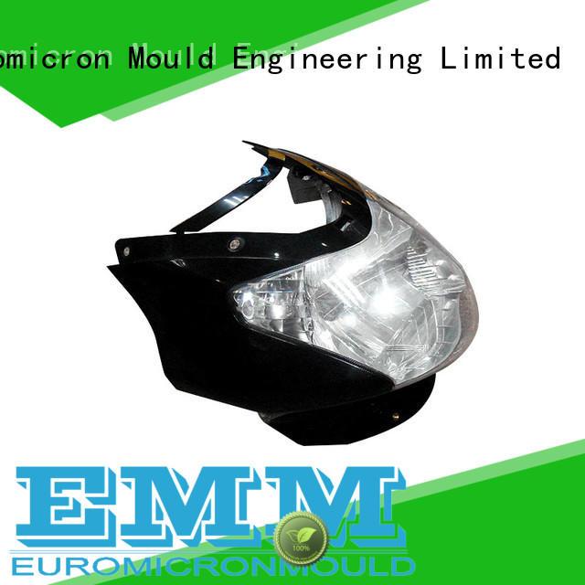 parts Custom door car moulding resin Euromicron Mould