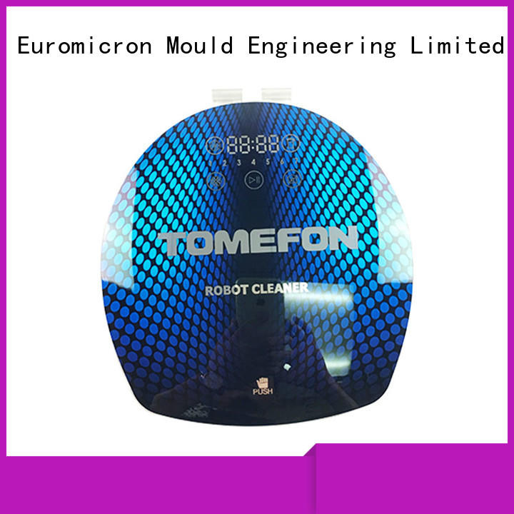Euromicron Mould strong packing plastic mold design request for quote for home