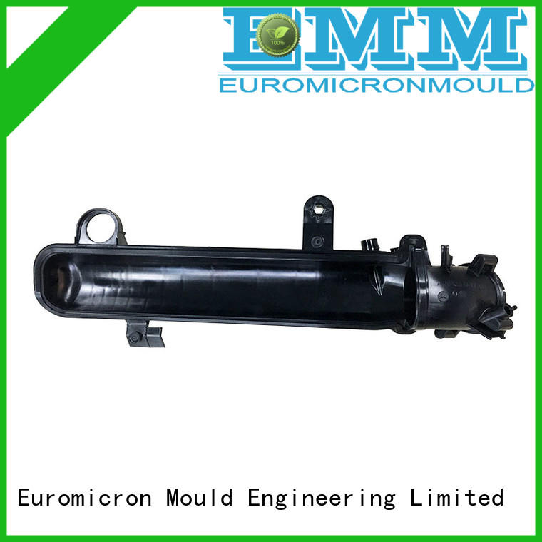 Euromicron Mould injection car moulding one-stop service supplier for businessman