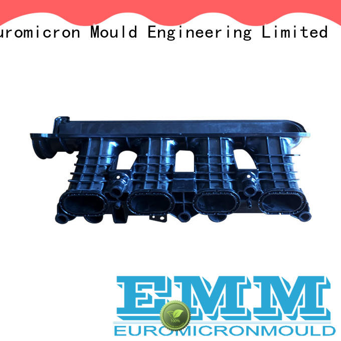 Euromicron Mould buckle car moldings one-stop service supplier for businessman